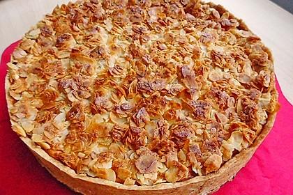 Birnen - Karamell - Käsekuchen 14