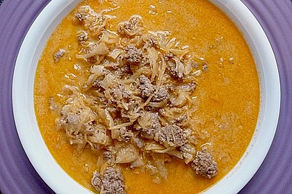 Schnelle Sauerkrautsuppe