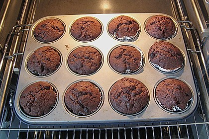 Schoko Schocker-Muffins 36