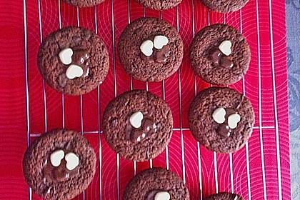 Schoko Schocker-Muffins 90