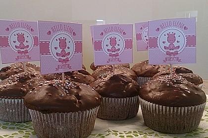 Schoko Schocker-Muffins 1