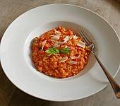 Tomaten - Risotto (Bild)