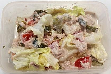 Chrissis Thunfisch - Salat 3