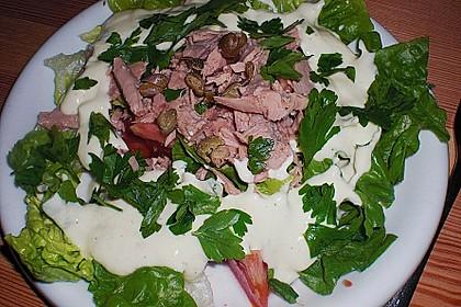 Chrissis Thunfisch - Salat