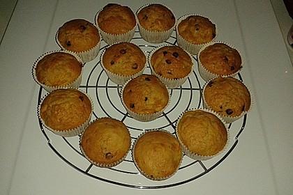 Kirsch - Muffins 1