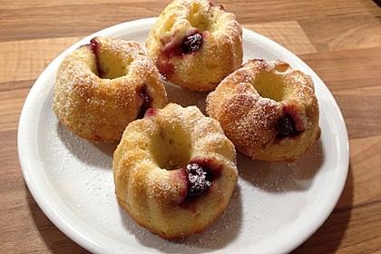 Kirsch - Muffins