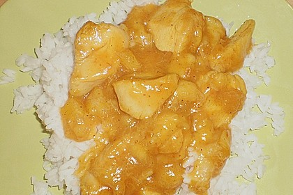 Bananen Curry