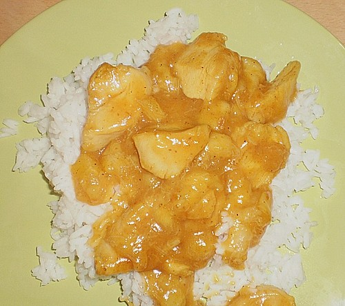 Bananen Curry 0