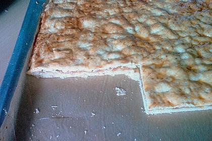 Gedeckter Apfelkuchen vom Blech nach Tante Inge 6