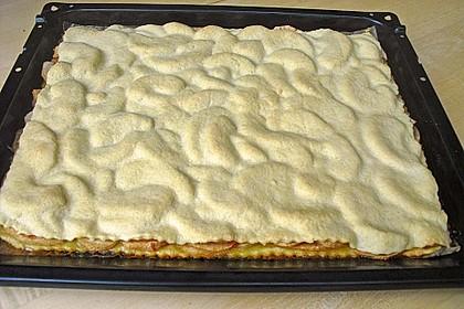 Gedeckter Apfelkuchen vom Blech nach Tante Inge 3