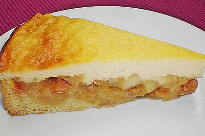 Bratapfel - Käsekuchen 9