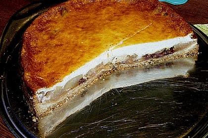 Bratapfel - Käsekuchen 10