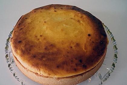 Bratapfel - Käsekuchen 8