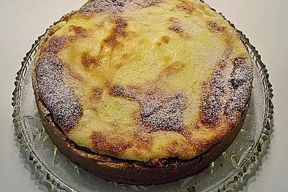 Bratapfel - Käsekuchen 6