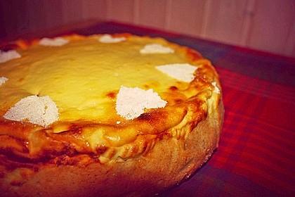 Bratapfel - Käsekuchen 1