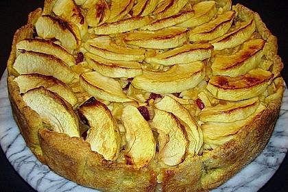 Apfelkuchen - unser Favorit 1