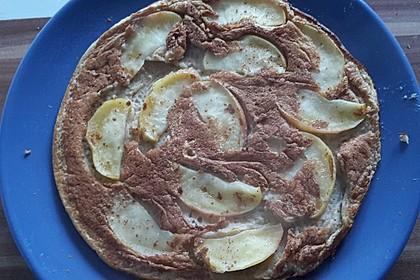 Dinkel - Apfel - Pfannkuchen
