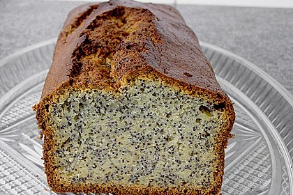 Mohn - Marzipan - Kuchen 7