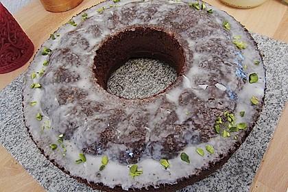 Mohn - Marzipan - Kuchen 15