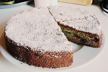Mohn - Marzipan - Kuchen 12