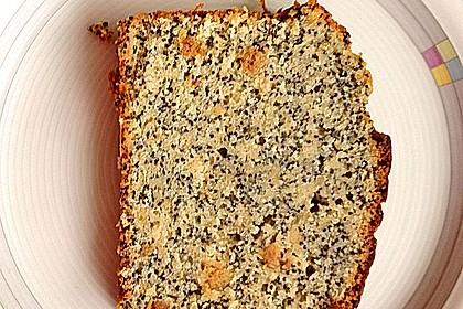 Mohn - Marzipan - Kuchen 8