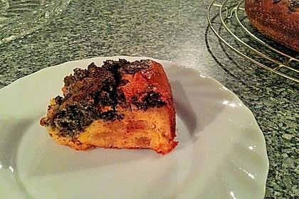 Mohn - Marzipan - Kuchen 22