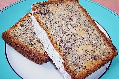 Mohn - Marzipan - Kuchen 6