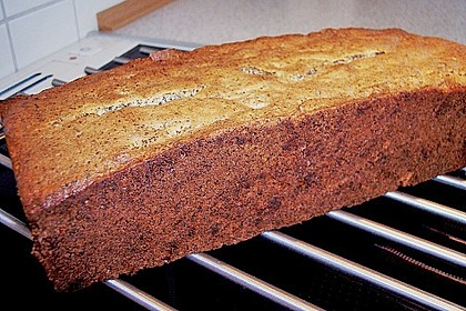Mohn - Marzipan - Kuchen 13