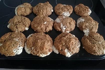 Herzhafte Muffins mit Schafskäse 0