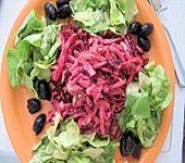 Rote Rüben - Salat