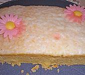 Zitronen - Brause - Kuchen (Bild)