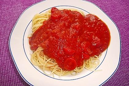 Reginas Tomatensoße 16