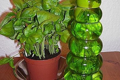 Basilikum - Knoblauchöl