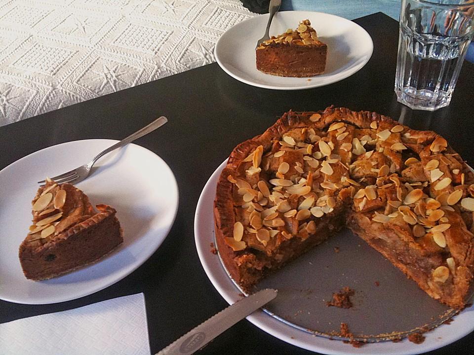 Rezept apfelkuchen hollandisch