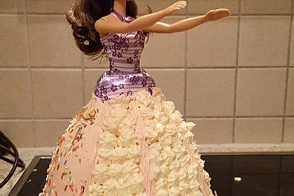 Barbie-Torte 250