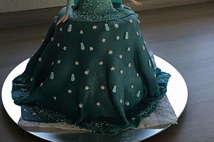 Barbie-Torte 42