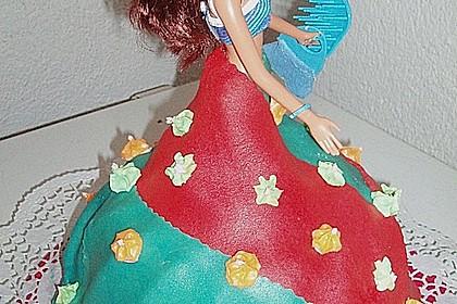 Barbie-Torte 197