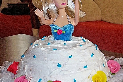 Barbie-Torte 302