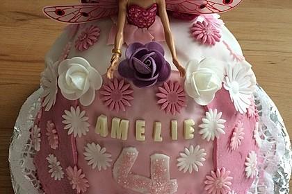 Barbie-Torte 6