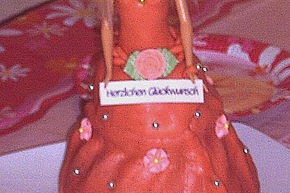 Barbie-Torte 319