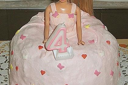 Barbie-Torte 284