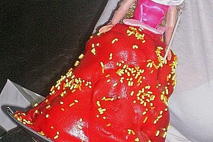 Barbie-Torte 317