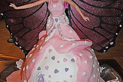 Barbie-Torte 94