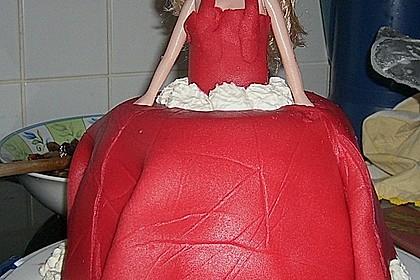 Barbie-Torte 305