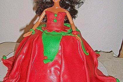 Barbie-Torte 283