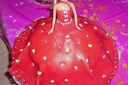 Barbie-Torte 117