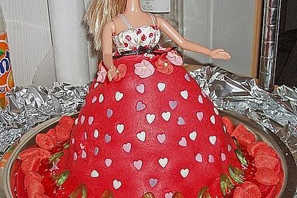 Barbie-Torte 298