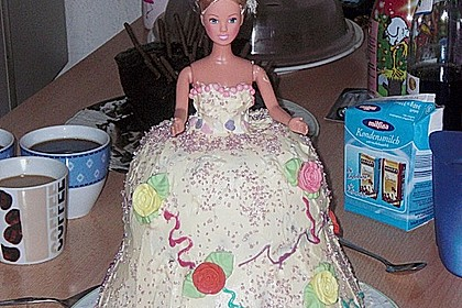 Barbie-Torte 312