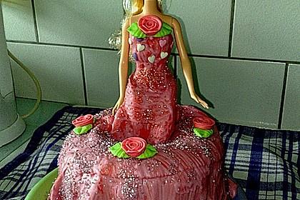 Barbie-Torte 299