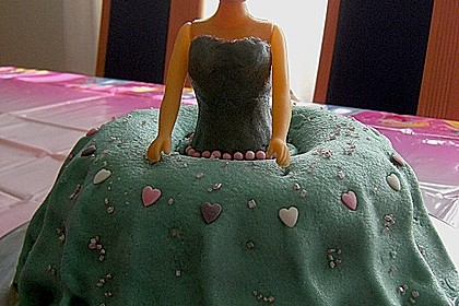 Barbie-Torte 273